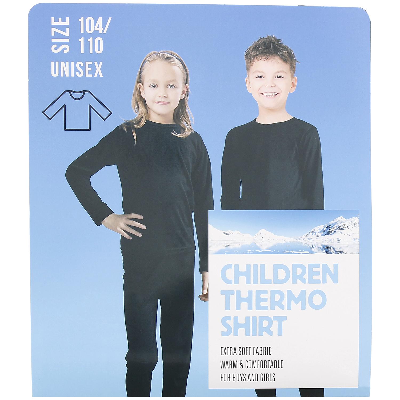 Winter: thermo-shirt bij Action --> Kinderen, maat:92 - 170, vanaf vandaag 30 oktober
