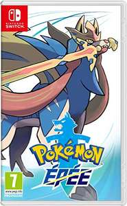 [Amazon.fr] Pokemon Sword & Shield voor 45 euro !