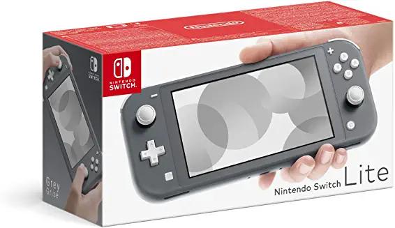 [nu €195] Nintendo Switch Lite (geel, grijs of blauw) voor €199,99 @ amazon.de