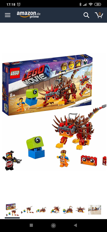 Lego 70827 Ultrakatty