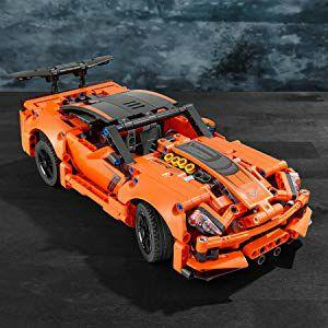 Lego Technic 42093 2in1 Chevrolet Corvette ZR1 prijsverveljjk bij lidl online zelfde prijs alleen komen er bijna 4 euro verzendkosten bij