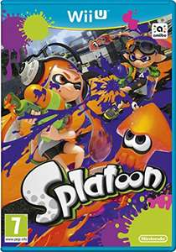 Splatoon  (Wii U) voor €27,47 @ Rakuten.co.uk (Base.com)