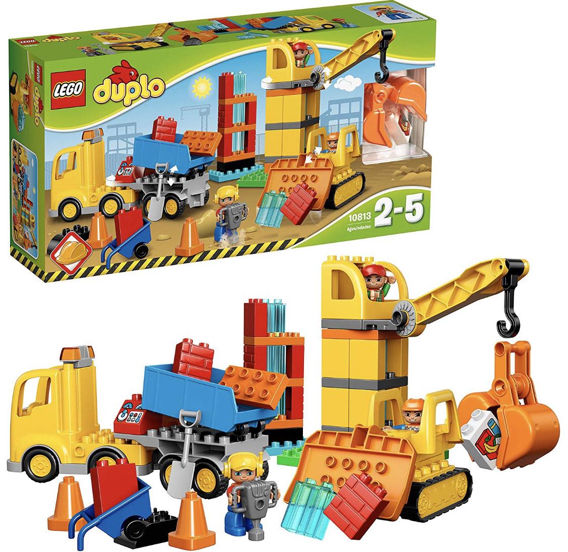LEGO Duplo - Duplo Grote Bouwplaats, 10813