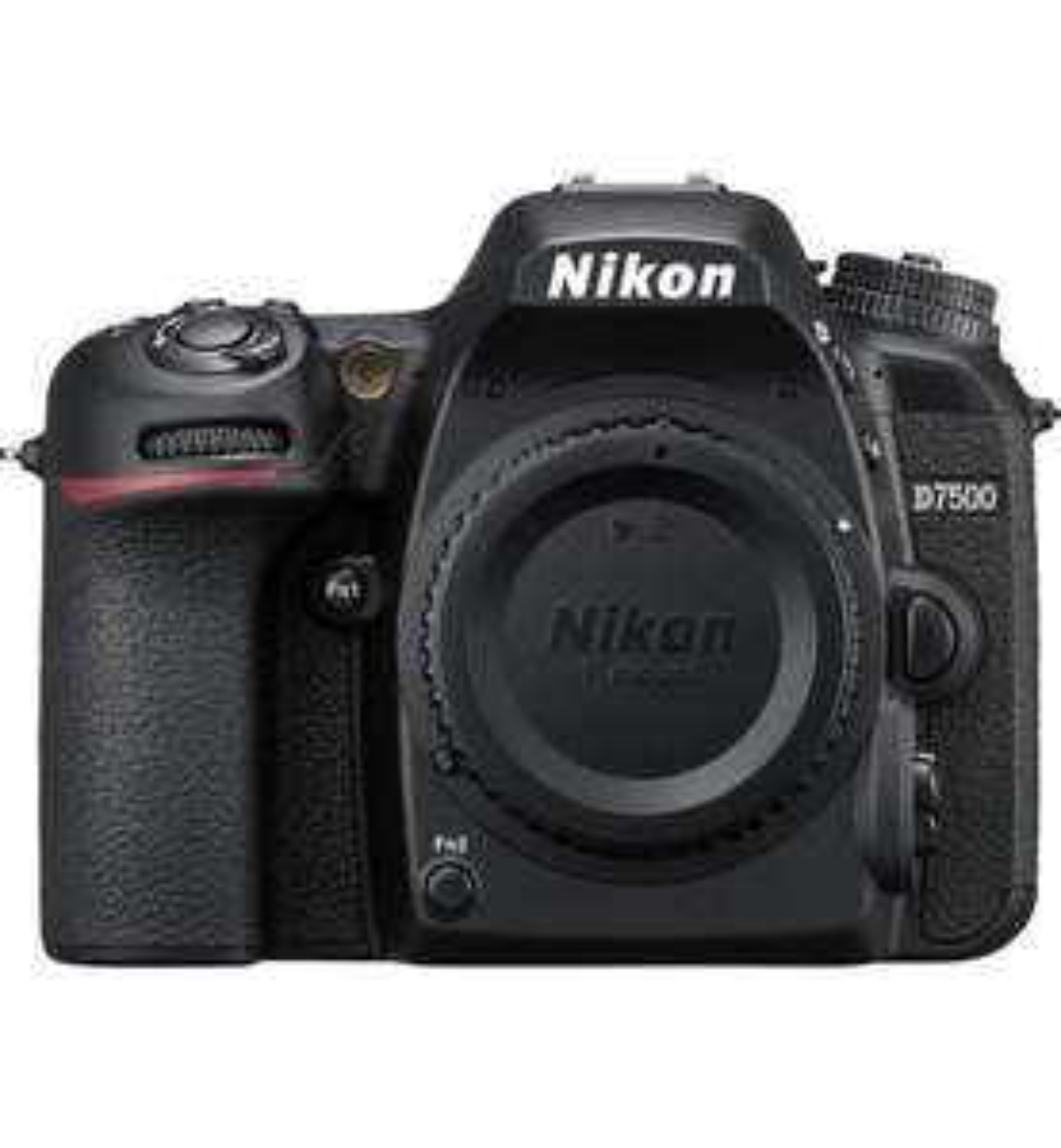 Nikon D7500 @ digitalland