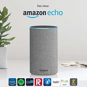 Amazon Echo (2e generatie) GRENSDEAL