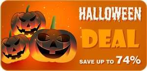 "AirVPN ""Spooky Halloween Deals"" (tot 74% korting*)"