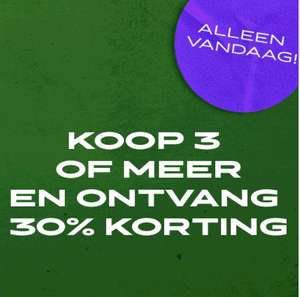 10-30% EXTRA korting +10% extra (stapelen) @ Asics Outlet
