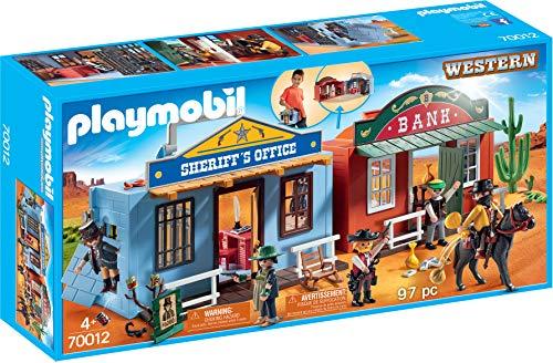 Playmobil 70012 Meeneem Western stad voor €15 (laagste ooit!) @ amazon.de