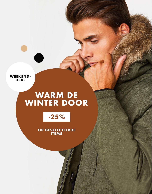 WE Fashion -25% op geselecteerde items