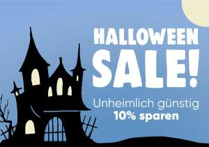 10% Halloweenkorting bij Ravensberger matrassen
