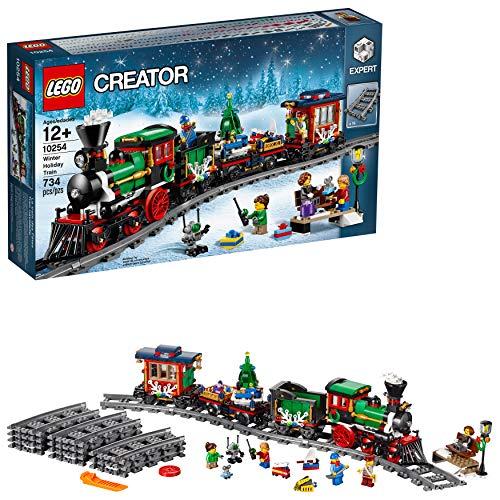 Lego Wintervakantietrein (10254)