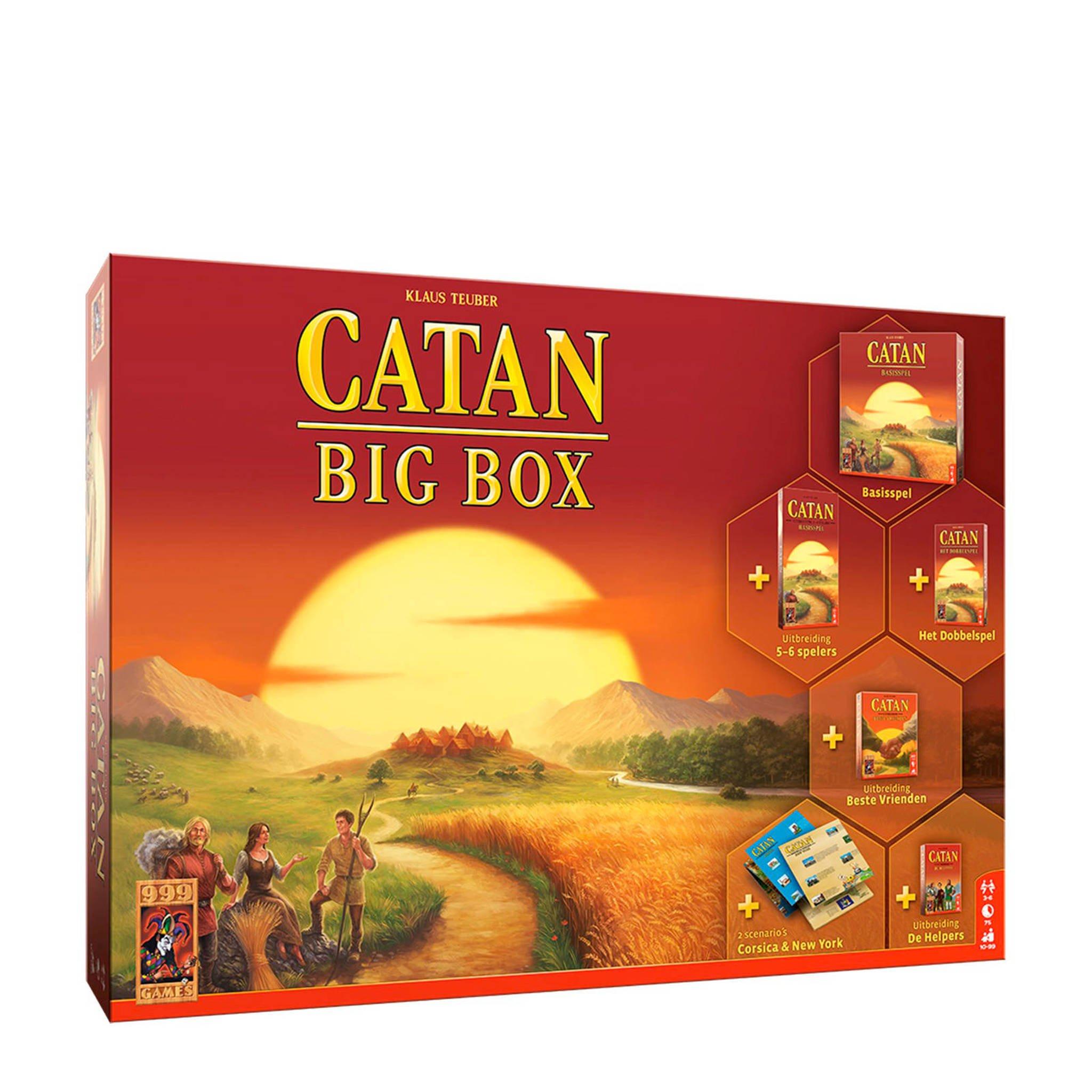 Catan Big Box (2019 ed.) voor €45 @ wehkamp [dagdeal]