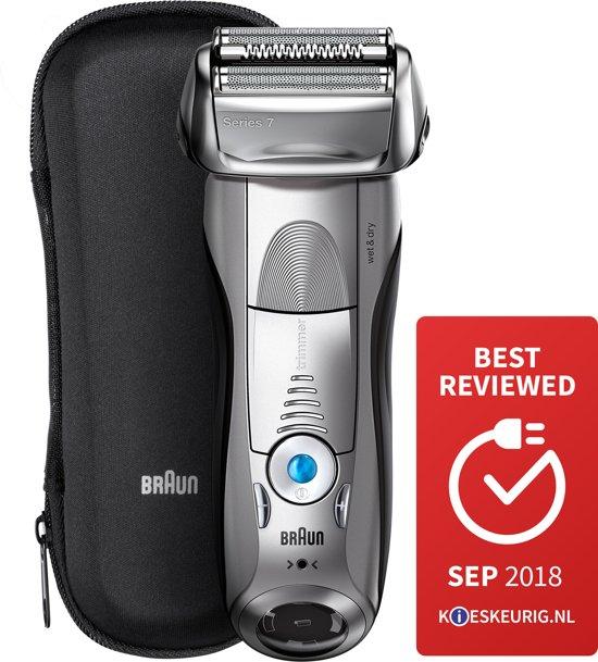 Braun Series 7 7893s - Scheerapparaat na cashback @ Bol.com