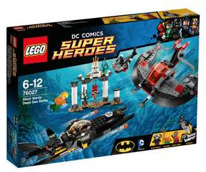 LEGO 76027 Black Manta Deep Sea Strike @ brickshop.nl