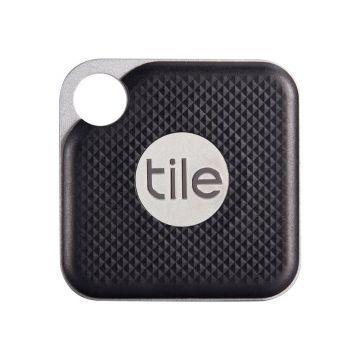 Tile Pro Bluetooth Tracker (zwart) - 1-pack @ 50Five