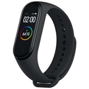 Xiaomi Mi Band 4 Smart Bracelet International Version - Black