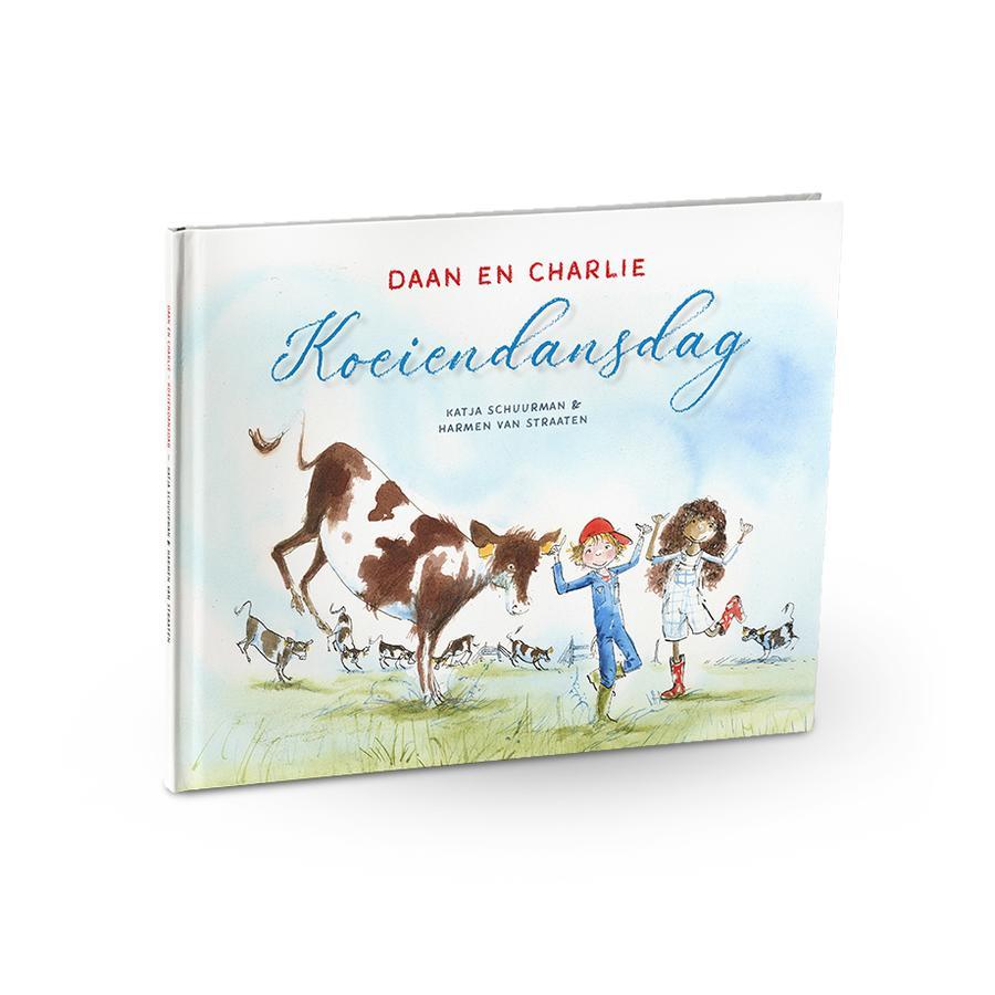 Eurosparen - Katja Schuurman - Deel 1: Koeiendansdag, Deel 2 Het Boerderijspookje, Deel 3: De Ding-dong dieren of Deel 4: De koeiencamping