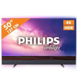 "Philips 50PUS8804/12 50"" 4K UHD Ambilight TV na cashback @ Expert"