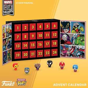 Funko pop: Advent Calendar – Marvel