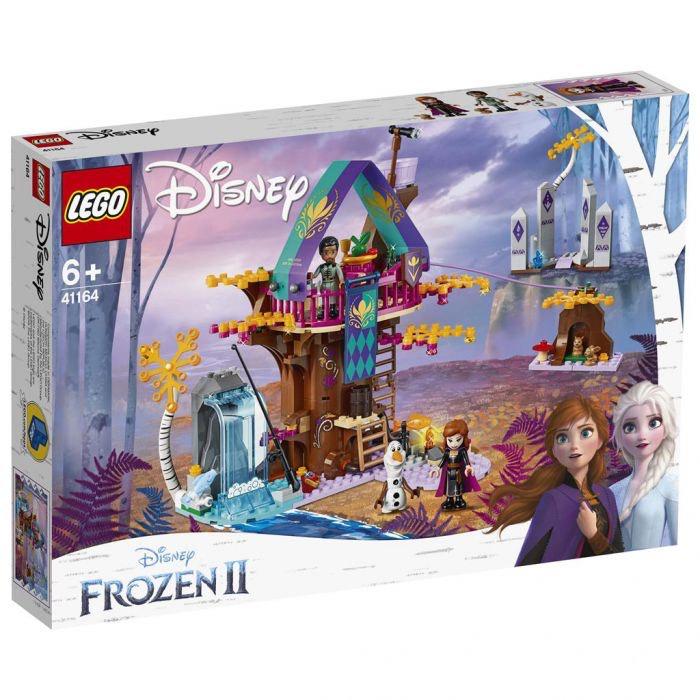 Lego Disney betoverde boomhut (41164)