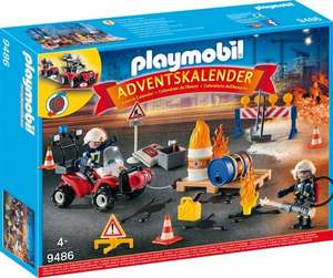 Playmobil adventskalender 9486