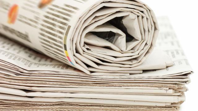 Krant naar keuze 4 weken voor 4 euro