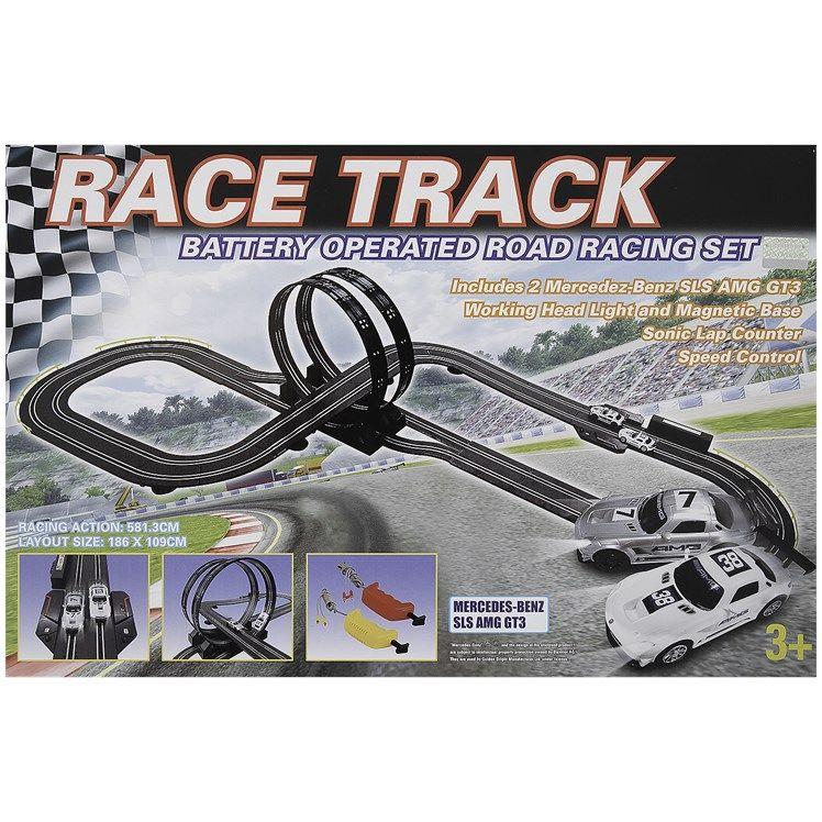 [Action] Racebaan