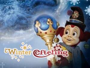 Win 4 Golden Tickets voor Unox-dag Winter Efteling!