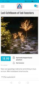 LED lichtboom of heesters 19,99 @Aldi