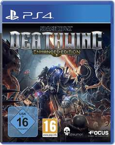 Deathwing: Enhanced Edition PS4 (gratis verz. met Prime)