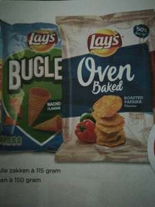 Lay's bugles & oven bij Plus