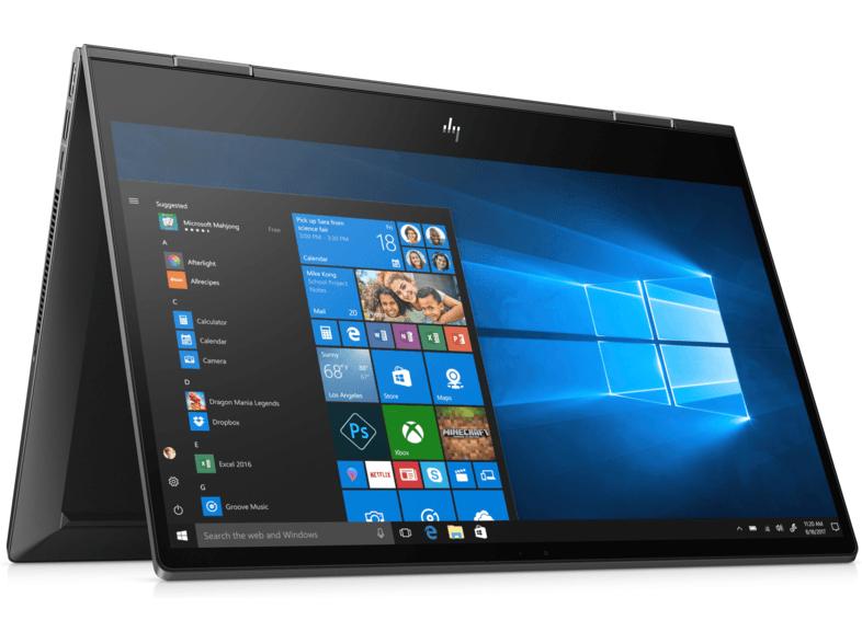 HP Envy X360 15-ds0500nd Black @ mediamarkt