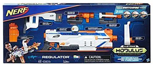 Nerf blaster Modulus N-Strike Regulator