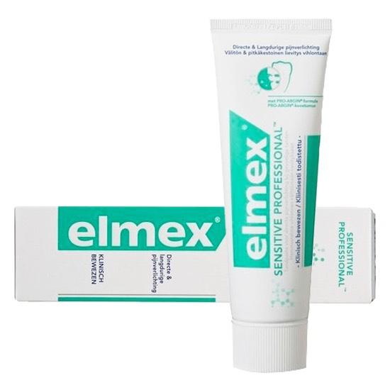 Elmex alle tandpasta 50% korting bij Tandartsplein