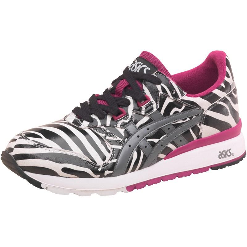 Asics Tiger Dames Gel Epirus Zebra Sneakers €44,95 @ MandM Direct