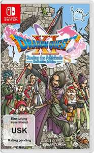 Switch Dragon Quest XI: Echoes of an Elusive Age game voor €45,99 @ amazon.de
