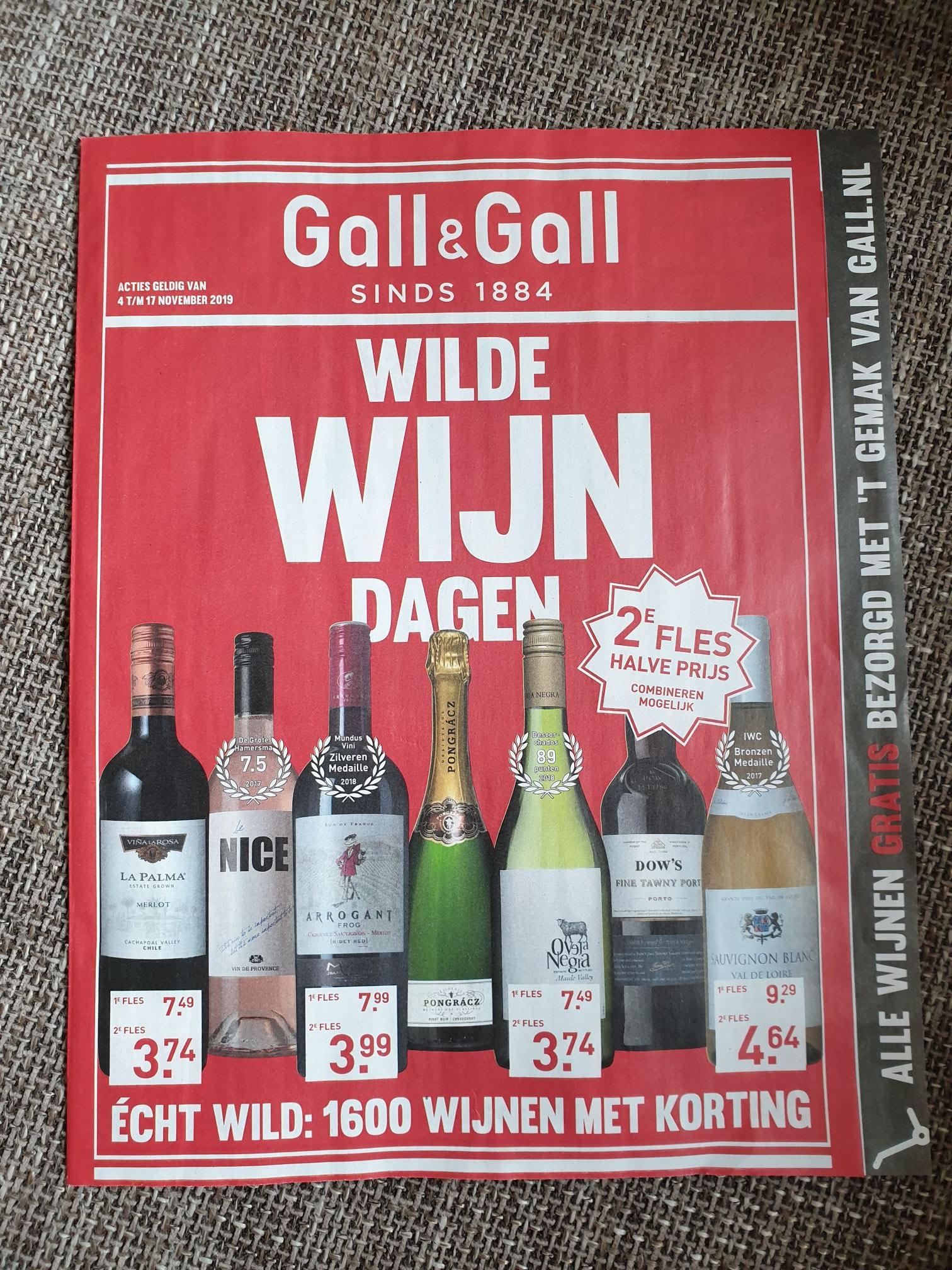 [GALL&GALL] 2e halve prijs!