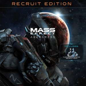 Mass Effect: Andromeda – Standard Recruit Edition (PS+) @ PSN