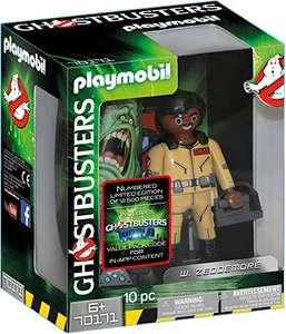 Playmobil Ghostbusters™ W. Zeddemore (70171) @Amazon.de