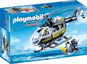 Playmobil city action 9363 SIE-helikopter