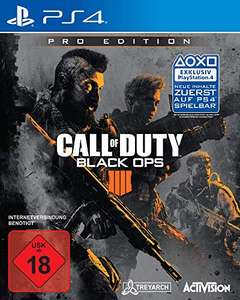 Call of Duty: Black Ops 4 Pro Edition [PS4] voor €48,40 @ amazon.de