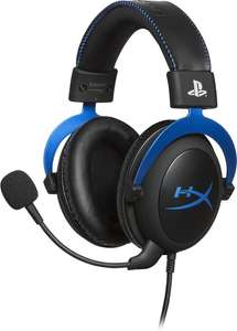 HyperX Cloud - Gaming Headset - Official Licensed PS4 - Blue