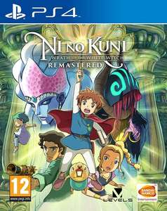 Ni no Kuni: Wrath of the White Witch Remastered - PS4 €27.99