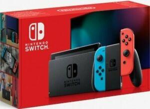 Nintendo Switch Blauw/Rood - Verbeterde accuduur - Nieuw model