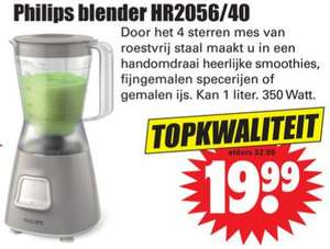 Philips Viva HR2056/40 - Blender @ Dirk / Dekamarkt