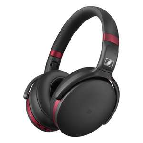 [Bol.com] Sennheiser HD 4.50 BT NC - Over-ear koptelefoon - Rood