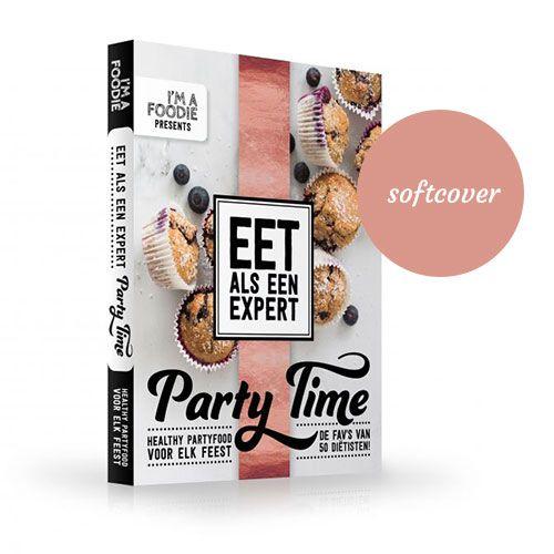 Eet als een expert – Party Time (softcover)