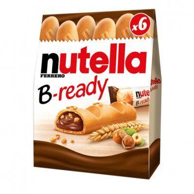 Gratis Nutella B-ready (online Scoupy)