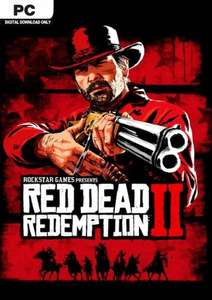 Red Dead Redemption 2 PC @ cdkeys.com