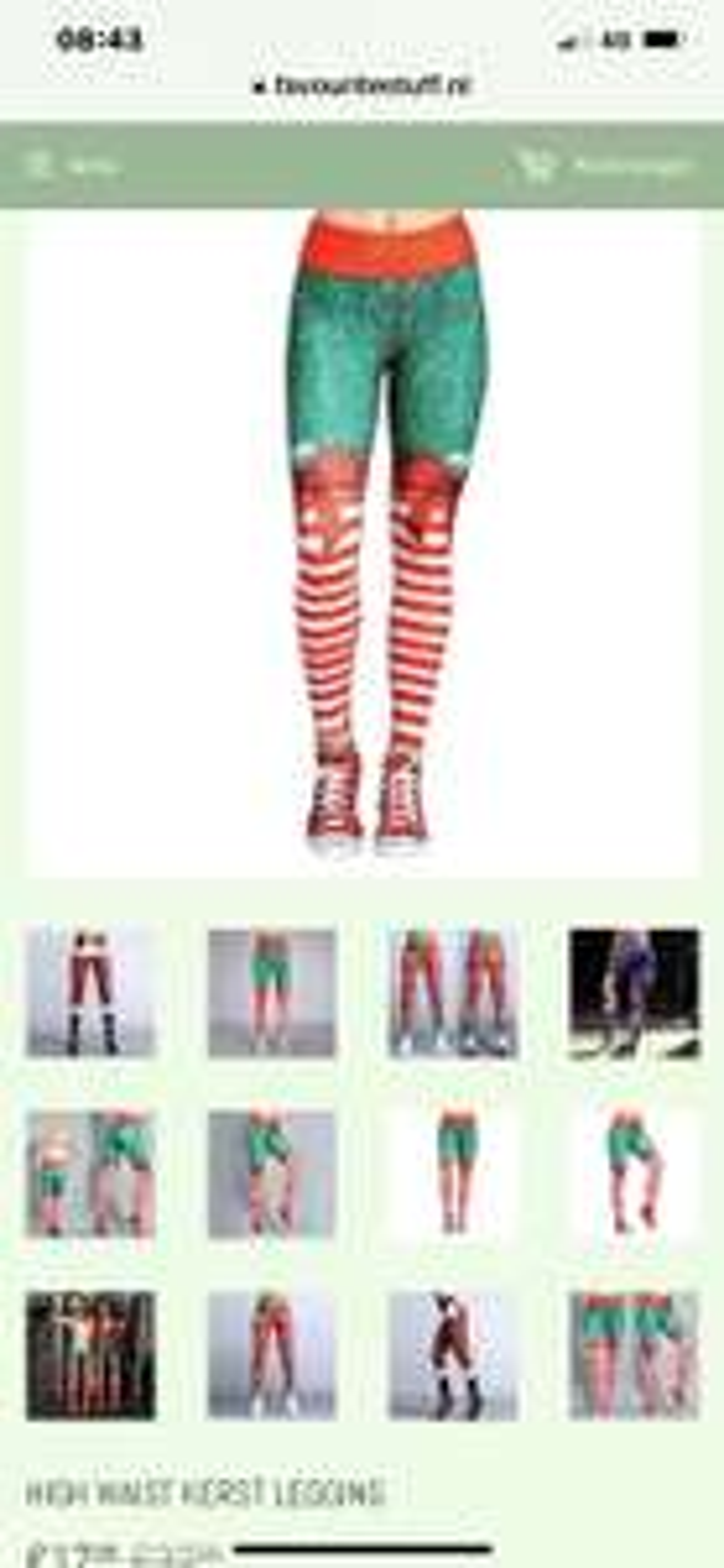 Kerst legging